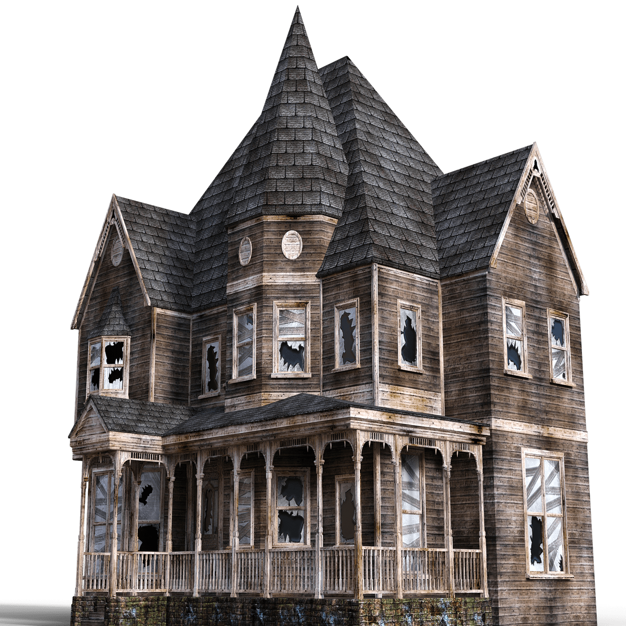 clown halloween horror haunted house