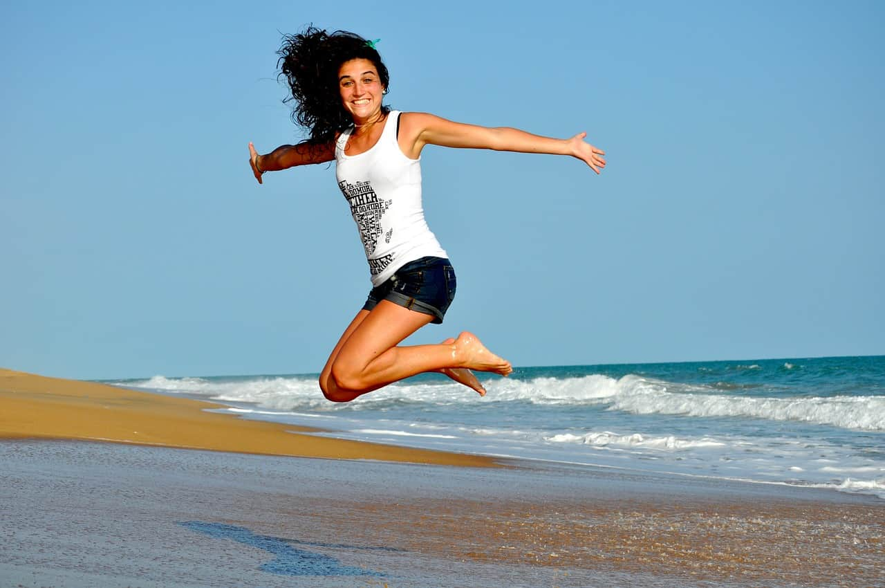 National smile day,                 fitness jump health
