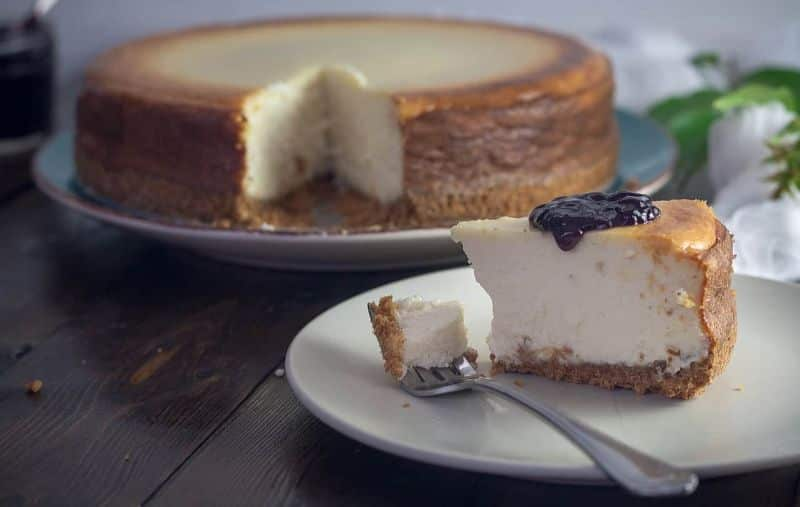 National cheesecake day,                 cheesecake quark cream