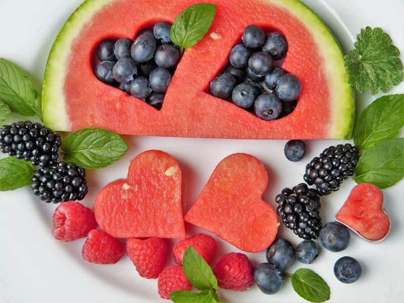 dessert fruit watermelon fruits