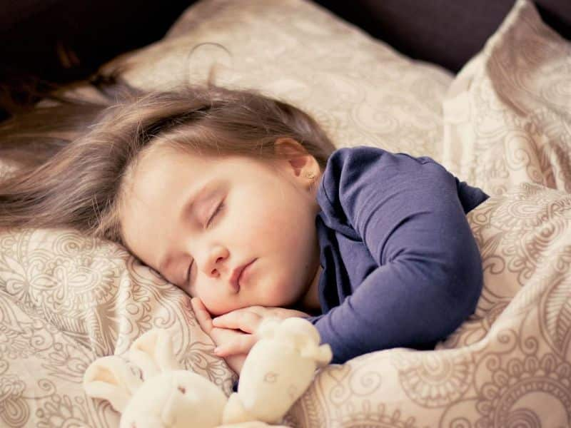 girl-child baby girl sleep