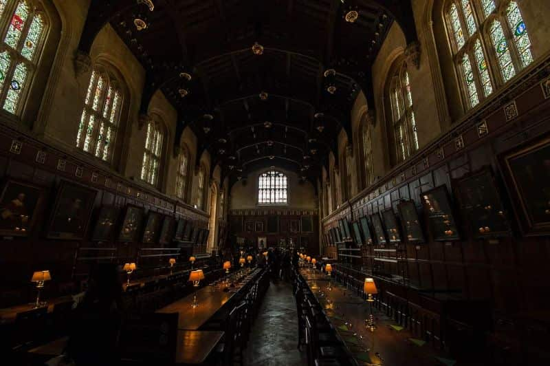 harry-potter potter oxford england