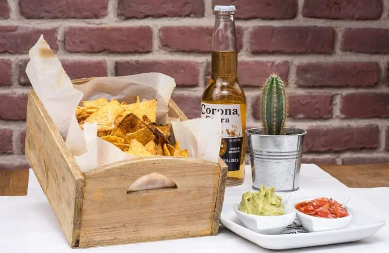 nacho tequila mexican food corona beer