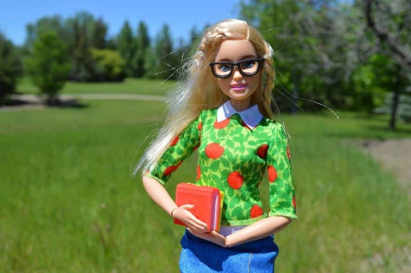 National nerd day,                 barbie doll books