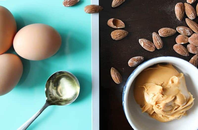 peanut-butter almond blue cook