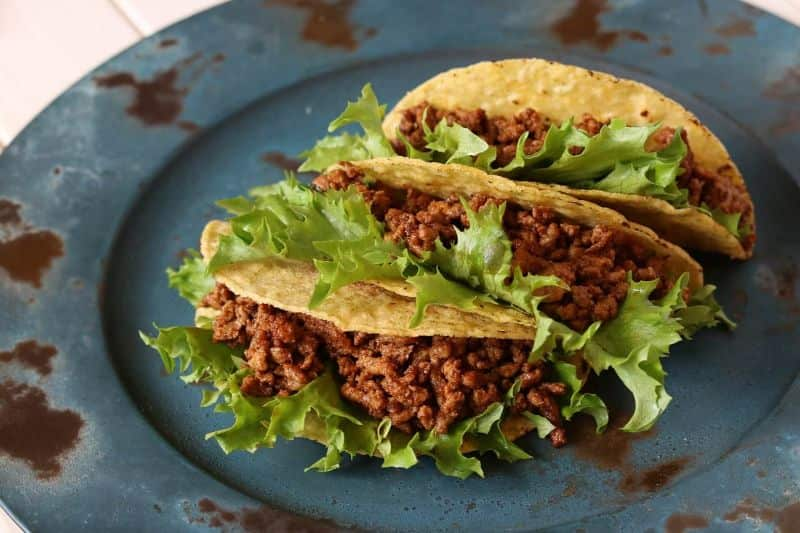 National taco day,                 taco mexican beef